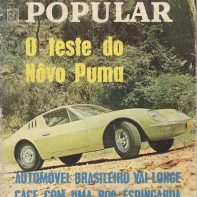 bREVISTA MECÂNICA POPULAR - MAIO 1968